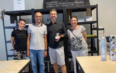 Neu im Sortiment – Olivenöl von Librandi